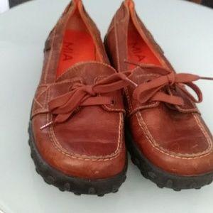 Mia Leather Shoes